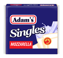 Adams Mozzarella Slice